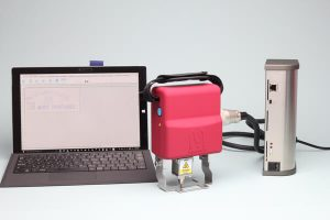 MarkinBOX Sells Dot Peen Marking Systems such as their MB3315S